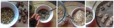 recept voor super gezonde mueslirepen